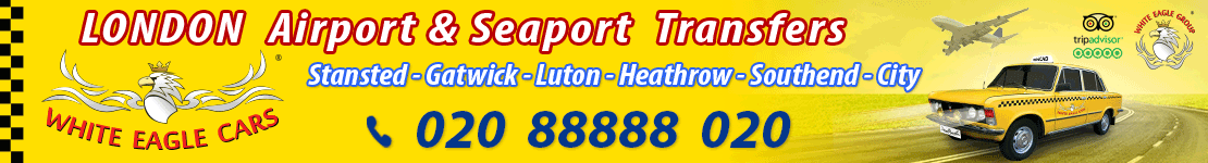 White Eagle Crs - London airport and seaport transfers